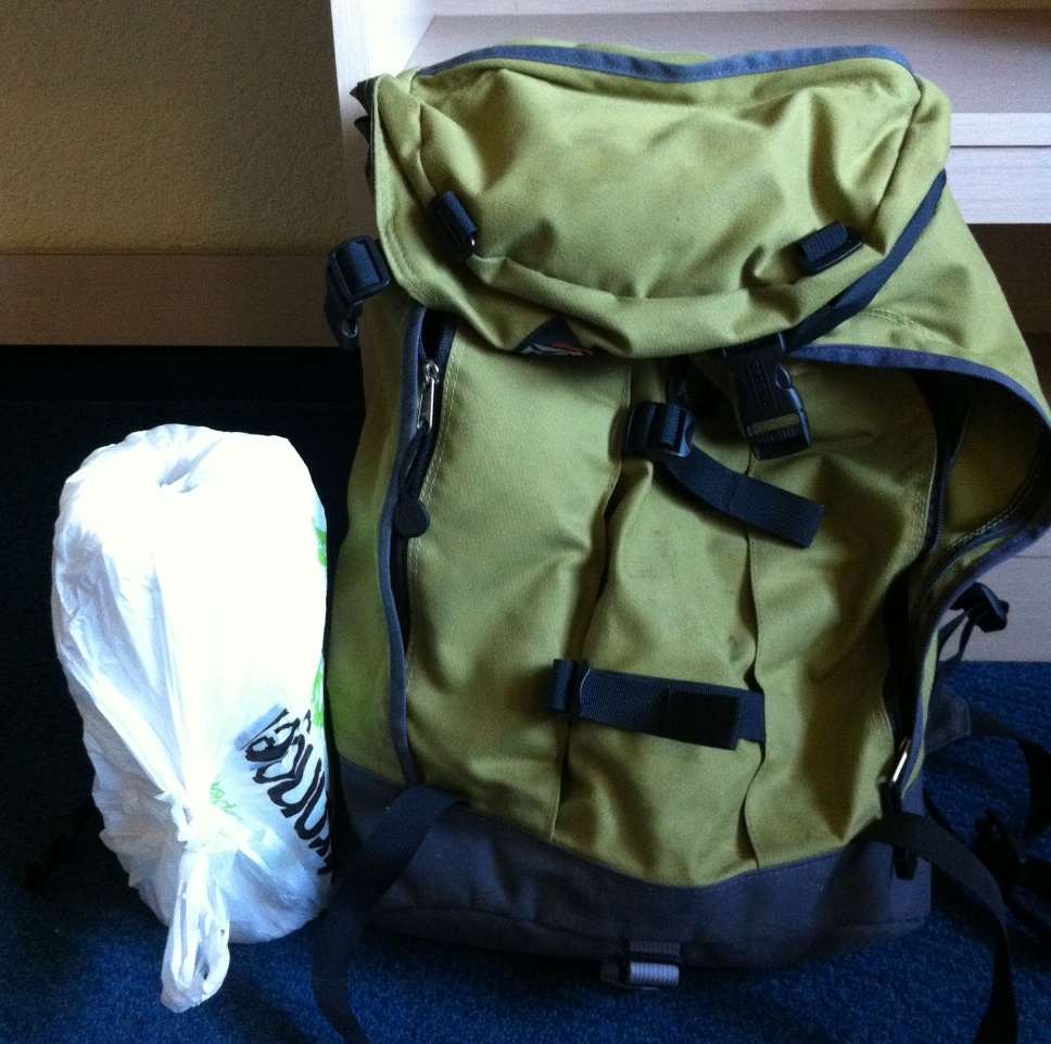 Food To Carr When Travelling: Carry On Only Travel ! What's In My Bag ?